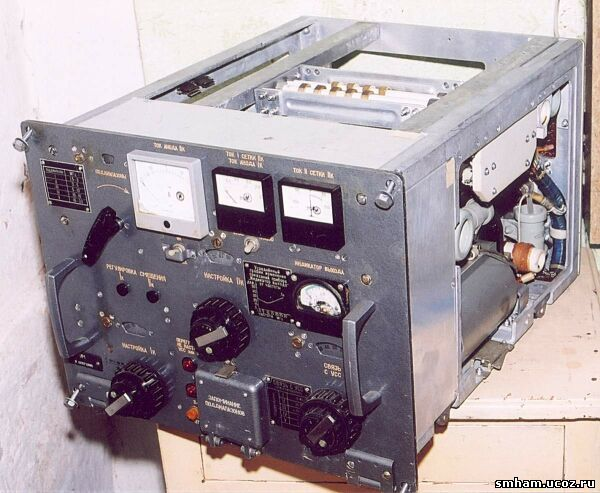 УМ радиостанции Р-140 до